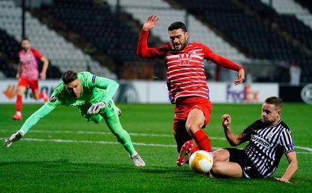 0-0: Un Granada sin gol acaba segundo de su grupo