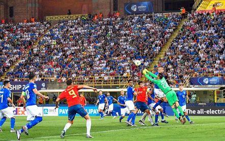 España, ante Eslovenia, República Checa e Italia en el Europeo sub'21