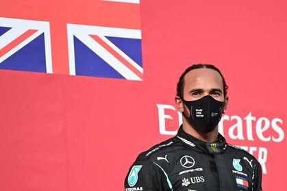 Hamilton correrá en Abu Dabi tras dar negativo en el test