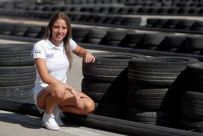 Nerea Martí correrá las ocho pruebas del calendario de las W-Series