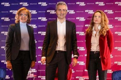 "Víctor Font: ""Queremos normalizar el papel de la mujer en el Barça"""