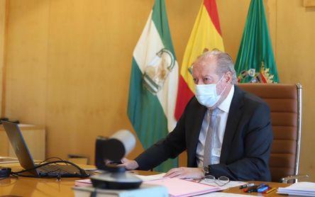 La Diputación de Sevilla licita mejoras en las zonas deportivas de Huévar