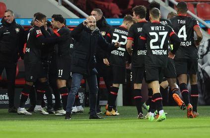 El Bayer Leverkusen asalta el liderato