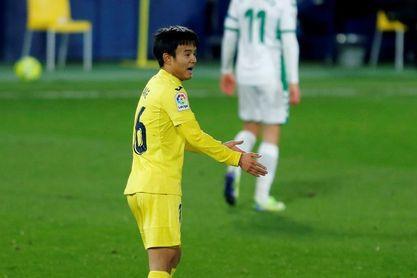 Borja Iglesias será el delantero del Betis; Kubo y Fer Niño, en el Villarreal