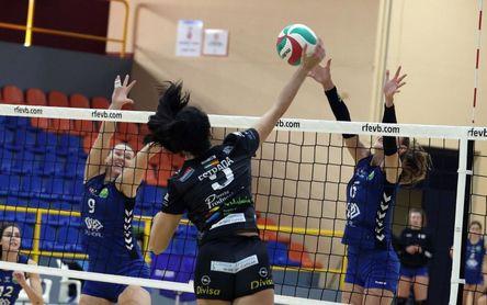 El buen nivel del Cajasol Voley no impide su derrota (1-3)