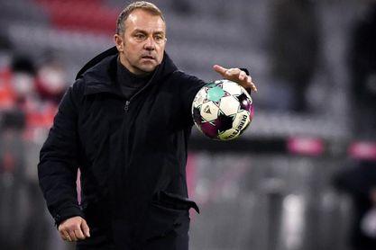 Flick: La elección del entrenador del año es secundaria, pienso en el Wolfsburgo