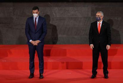 Pedro Sánchez se compromete a modernizar el sector deportivo de forma urgente