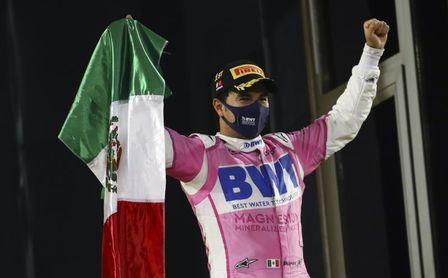 Lo de 'Checo' Pérez en Baréin, el acontecimiento deportivo de México en 2020.