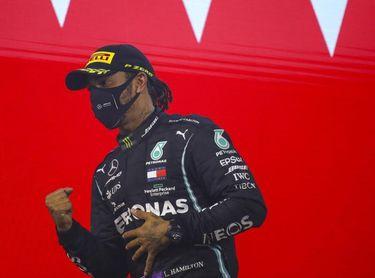 Hamilton, piloto del año para los directores de equipo