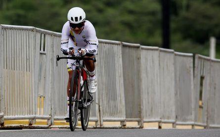Lorena Colmenares gana la segunda etapa y asume el liderato del Tour Femenino