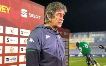 """Pellegrini, contento con """"la actitud y la concentración"""" del equipo"""