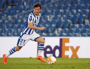 La Real no gana sin David Silva y sólo suma 5 puntos de 18 en su ausencia