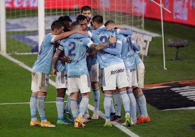 0-5. El Celta arrolla en Copa en una noche histórica para el Llanera