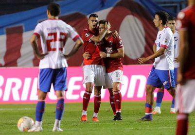 2-6. El River de Gallardo golea a Nacional y va una vez más a las semifinales