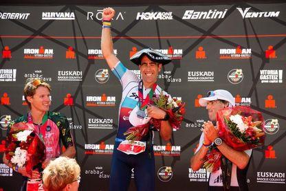 El Ironman continuará en Vitoria tres años más