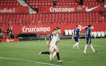 Dónde ver en TV y online el Sevilla-Valladolid: fecha y horario