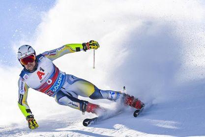 Aamodt Kilde gana el descenso de Val Gardena y es líder de la Copa del Mundo