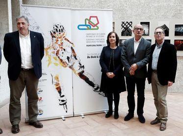 Carmelo paniagua reelegido presidente de la Española de Patinaje