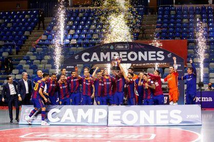 2-1. Esquerdinha resguarda la hegemonía del Barcelona
