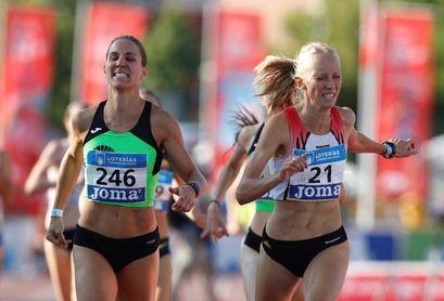 Adam Maijò y Zoya Naumov se imponen en el Estadio Olímpico de Montjuïc