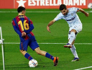 Los empates impiden remontar al Valencia