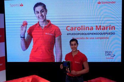 """Carolina Marín: """"No firmo un oro y una plata en los Juegos y Mundial de 2021"""""""