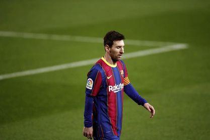 """Messi: """"Estoy bien y con ganas de pelear por todo que tenemos por delante"""""""