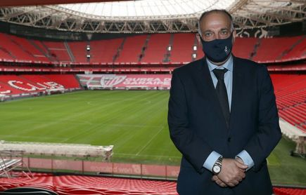 Tebas: La Superliga es perfecta para arruinarse y cargarse a los aficionados