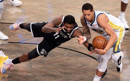 125-99: Los Nets destrozan a los Warriors en la apertura de la temporada