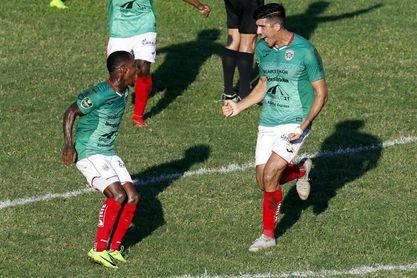 Marathón gana 3-1 al Olimpia en la ida de la final de grupos en Honduras