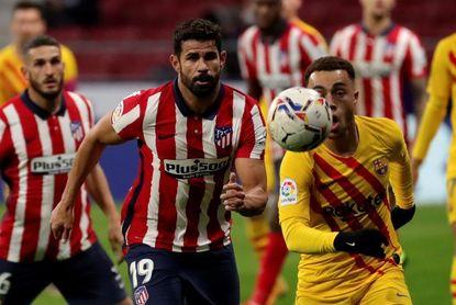 Diego Costa pide salir del Atlético