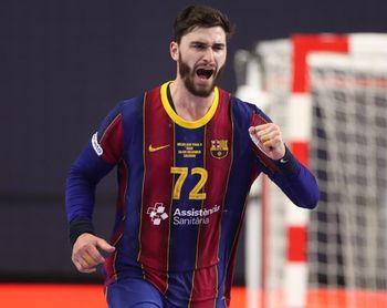 37-32. El Barça se impone al PSG y luchará por su décimo cetro