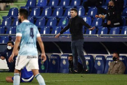 Coudet recupera a Santi Mina para el partido contra el Huesca