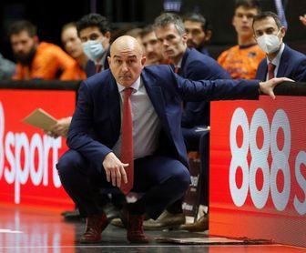 """Ponsarnau: """"Tenemos problemas contra defensas muy duras como la del Baskonia"""""""