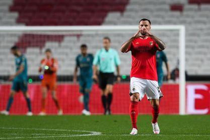 Seferovic y João Ferreira, nuevas bajas para el Benfica por Covid