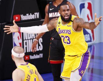 107-115: Gasol y los Lakers acusan el cansancio y caen ante los Trail Blazers