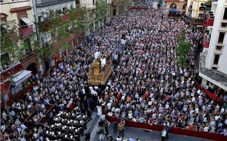 Oficial: No habrá procesiones de Semana Santa en Sevilla en 2021