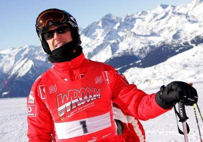 Siete años del accidente de Schumacher, el ídolo eterno de la Fórmula Uno