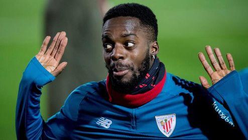 """Williams: """"Jugar contra la Real me motiva, me gustan estos partidos"""""""
