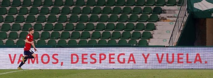 El Olot se enfrentará a Osasuna tras eliminar al Poblense