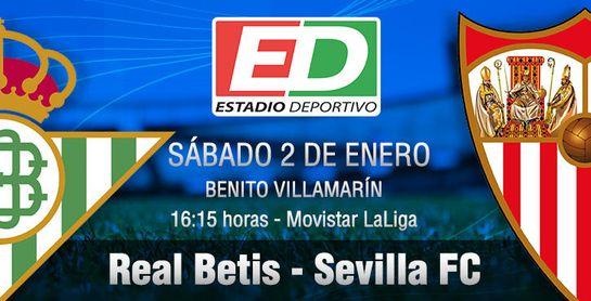 Real Betis-Sevilla FC: El Gran Derbi de las circunstancias