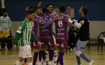 Betis Futsal 3-4 Palma FS: Brillante remontada que se queda sin premio
