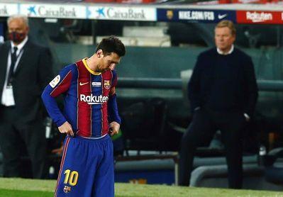 Messi vuelve al once inicial y Griezmann se queda fuera
