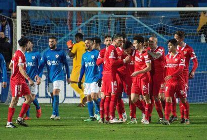 0-2. El Sevilla resuelve en momentos psicológicos