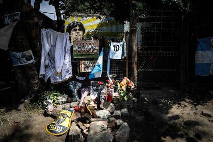 La herencia de Maradona incluye una casa en La Habana con múltiples objetos