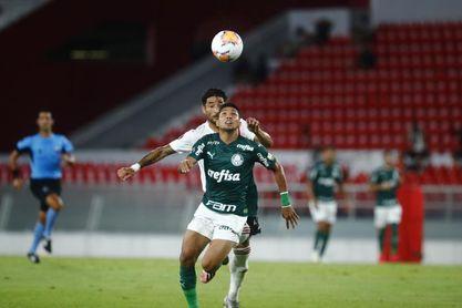 0-3. El Palmeiras golea a un River Plate errático y acaricia la final