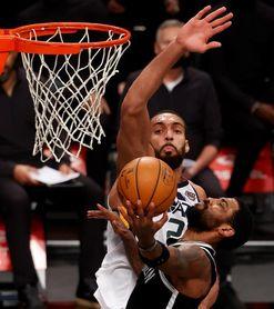 130-96. Irving lidera el ataque de los Nets