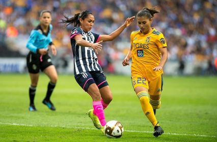 Arriola dice que liga femenina es el activo que más crece en fútbol mexicano