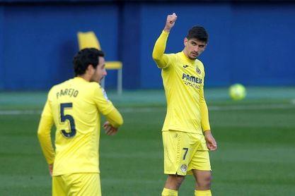 La lesión de Aspas evita su duelo goleador con Gerard Moreno.