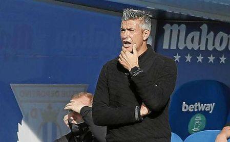 Martí se enfrentará en Copa con el Sevilla, en el que jugó cinco campañas.